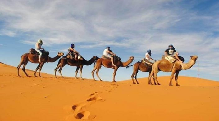 3 Days Tour from Marrakech to the desert