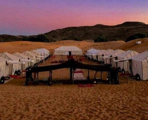 5 Days Tour From Fes to the Desert
