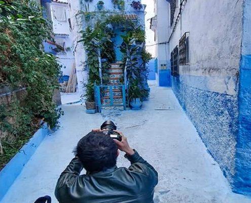 5 days tour From Fes to Chefchaouen desert Marrakech