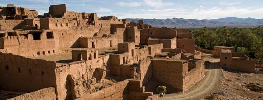 7 Days Trip from Casablanca to Desert