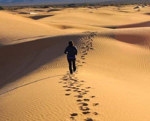 Circuit De 3 Jours départ de Marrakech au Désert de Merzouga et Fès