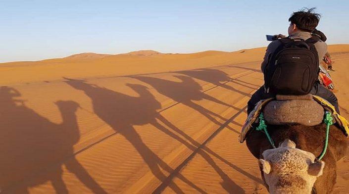 Circuit 4 jours De Marrakech au Désert Merzouga