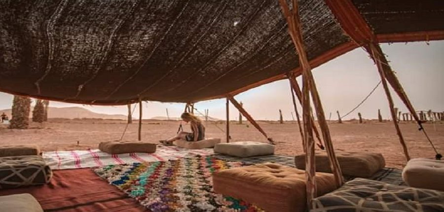 5 days Trip from Marrakech to Mhamid Desert